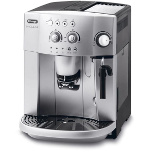 Image of DeLonghi Magnifica Bean to Cup Coffee Machine ESAM 4200.S Silver