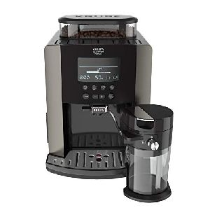 Image of Krups Arabica Latte Quattro Force EA819E Black