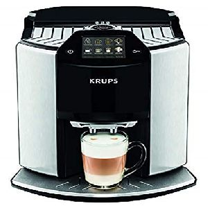 Image of Krups Automatic Espresso Barista EA907D40 Silver