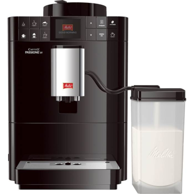 Image of Melitta Passione OT Bean to Cup Coffee Machine F53/1-102 Black