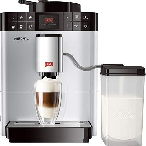 Image of Melitta Varianza CSP Bean to Cup Coffee Machine F57/0-101 Silver