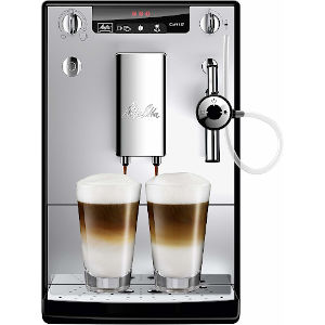Image of Melitta Solo Perfect Bean to Cup Coffee Machine E957-103 Silver