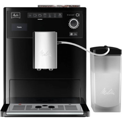 Image of Melitta CI Bean to Cup Coffee Machine E970-103 Black