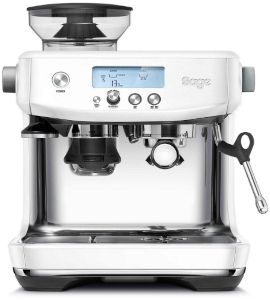 Image of Sage Barista Pro Bean to Cup Coffee Machine SES878SST Sea Salt