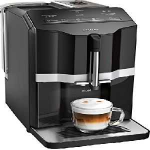 Image of Siemens Fully Automatic Bean to Cup Coffee Machine TI351509DE Black