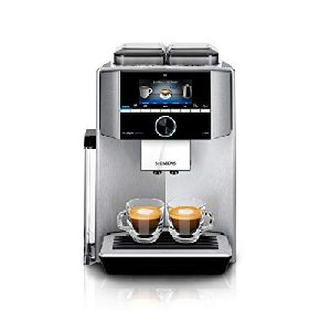 Image of Siemens EQ.9 Bean to Cup Coffee Machine TI9575X1DE Stainless Steel