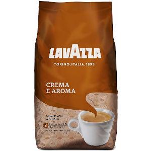 Image of Lavazza Crema e Aroma Coffee Beans Espresso 1 Kg