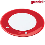 Image of Guzzini Tonda Red Electronic Scales