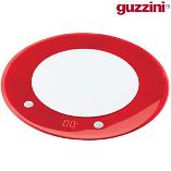 Image of Guzzini Tonda Red Electronic Scales