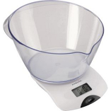 Image of Hanson Digital Kitchen Scale with 2 Litre Bowl