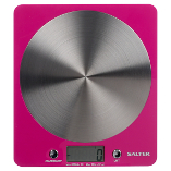 Image of Disc Electronic Pink Kitchen Scale